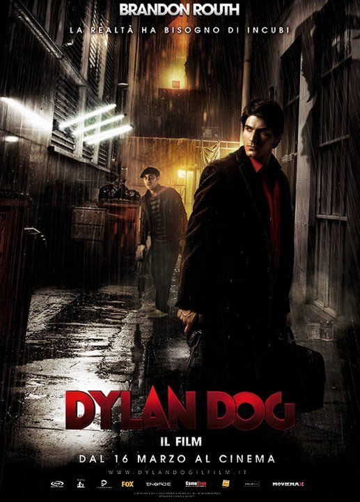 Dylan Dog Dead Of Night Blu Ray Review Trailer Dylan Dog Movies Movie Posters