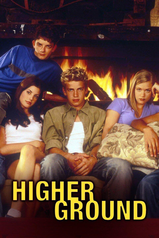 Hayden Christensen was in a show called higher groundhttps