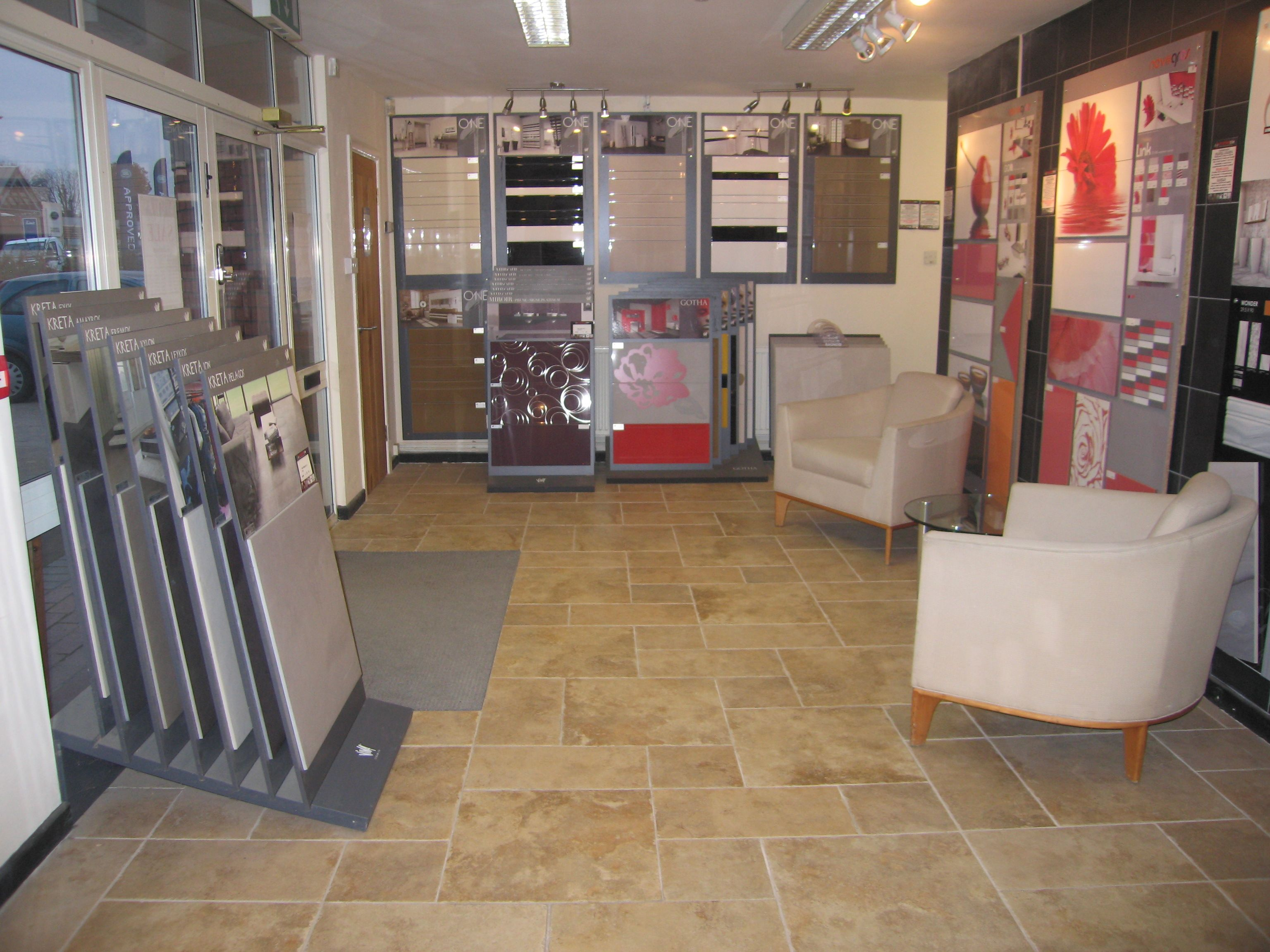 Our showrooms stratford tile warehouse ceramic tile showroom our showrooms stratford tile warehouse dailygadgetfo Gallery