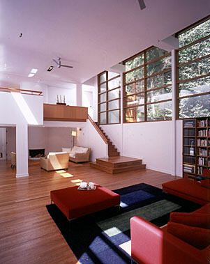 Arthur Erickson S 1950s West Vancouver House Mid Century Interior Repinned By 360 Modern Furniture дом