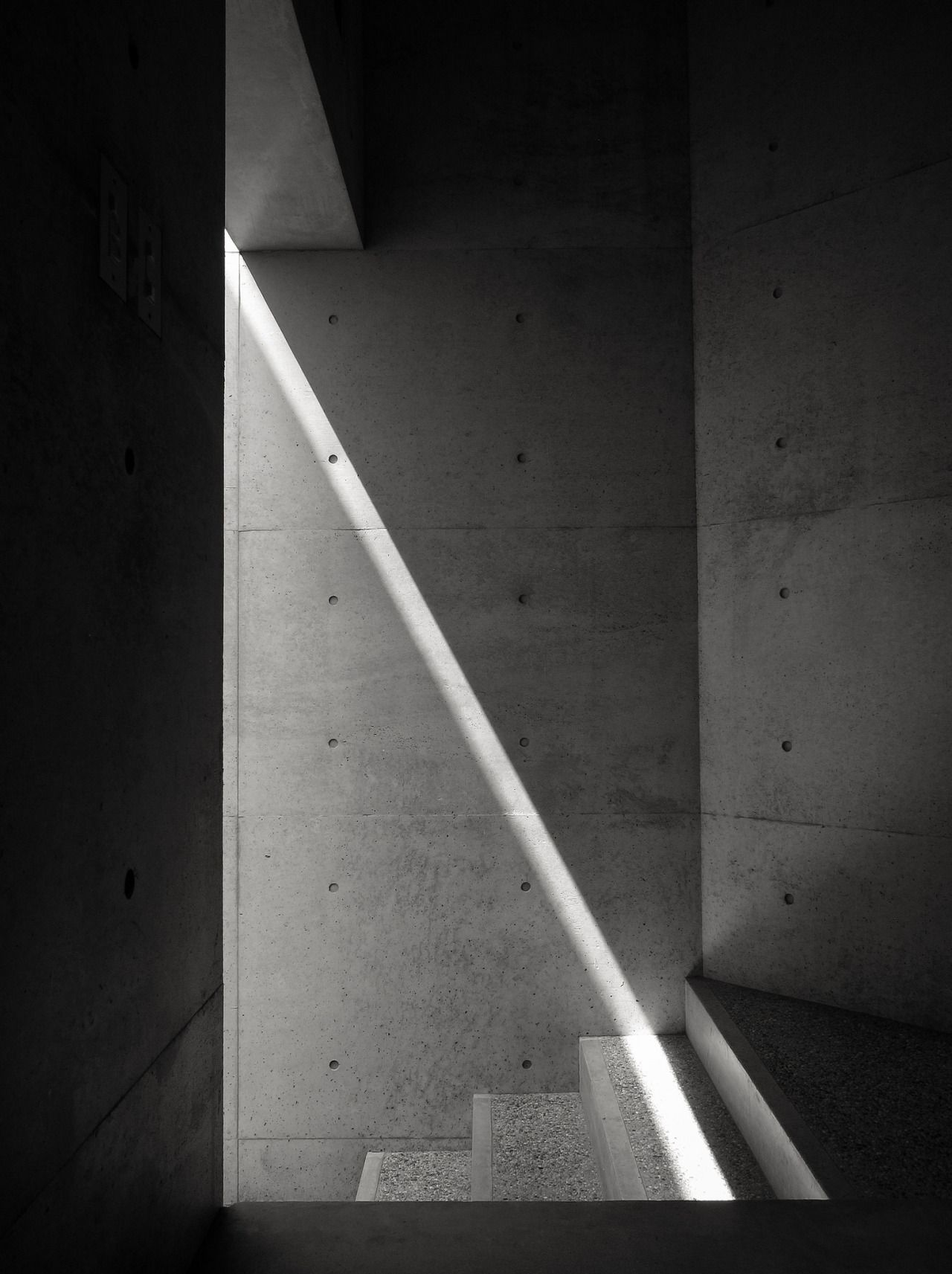 Water Temple by Tadao Ando. Chris Schroeer Heiermann photography.