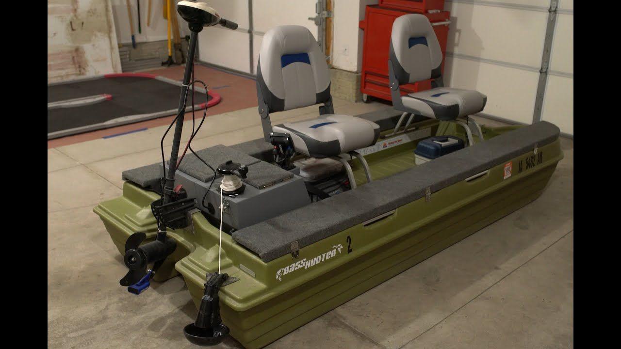 Best 2 Man Bass Boat Modifications Build Process And Walkthrough 2 Man Bass Boat Bass Boat Bass Boat Ideas