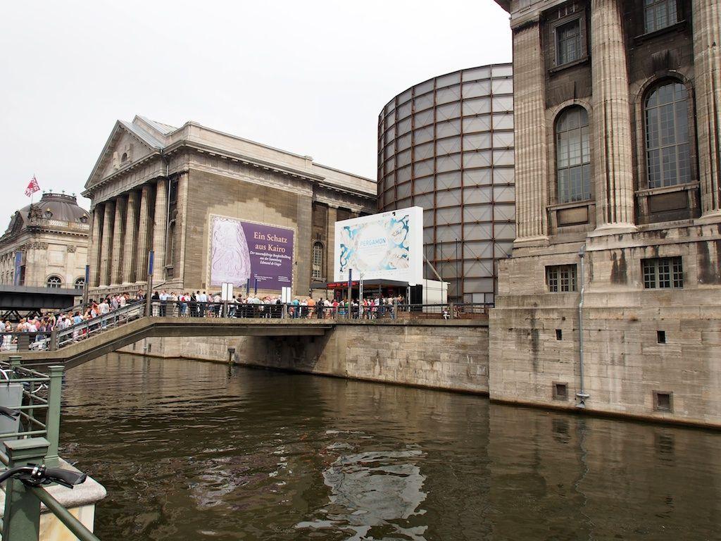 Pergamon Museum Berlin Musea Berlijn