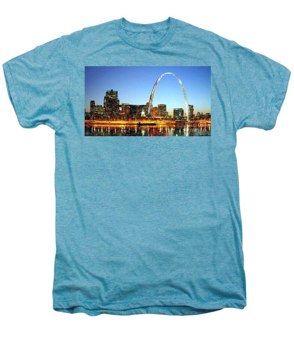 Men's Premium T-Shirt - Saint Louis Missouri