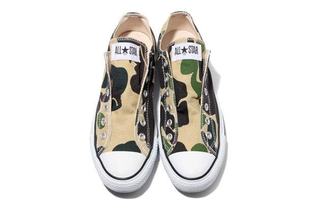 AHHH!!!! Como converse! Now I just need some hunter orange laces ... 3cac92d59