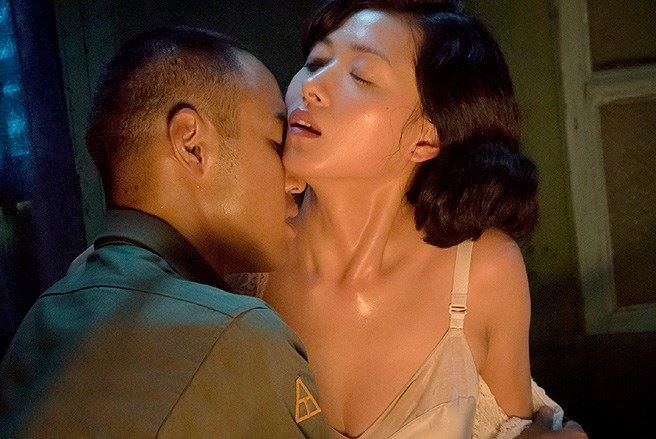 The Stills Of Sex Scenes Between Taiwanese Actor Ethan -7143