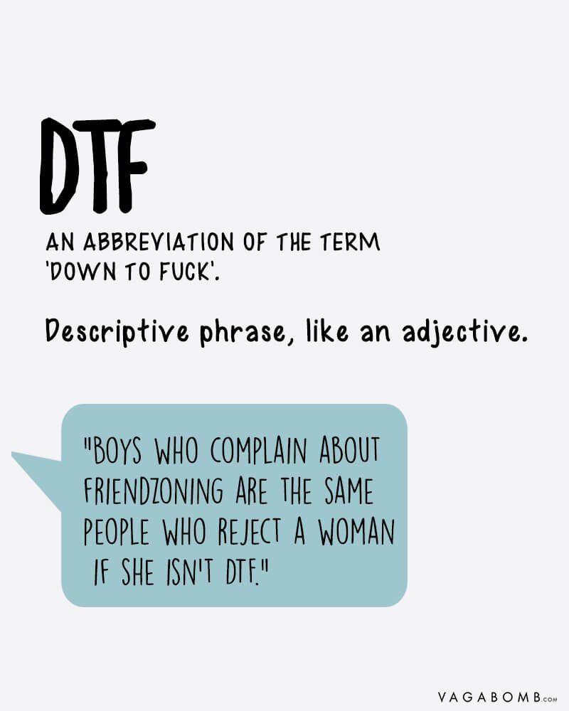 dating slang engleză