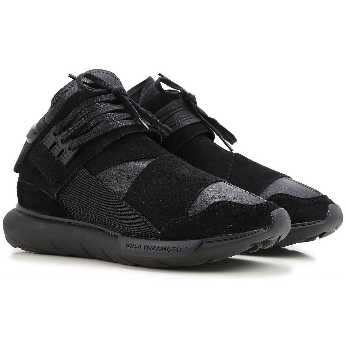 Mens Shoes Y3 by Yohji Yamamoto, Style
