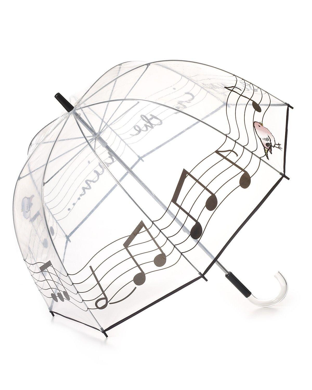 Felix Rey Singing In the Rain Clear Umbrella