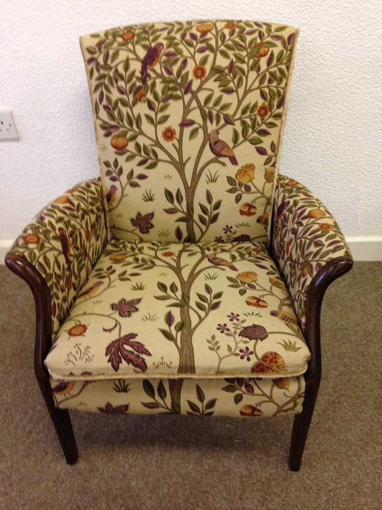Details About Parker Knoll Froxfield Arm Chair Accent