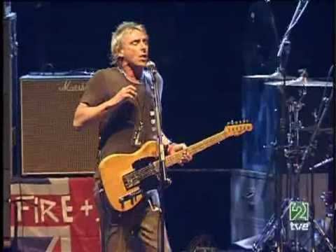 Paul Weller - A Town Called Malice, Live at Metro Rock, iPop 2006 TVE2