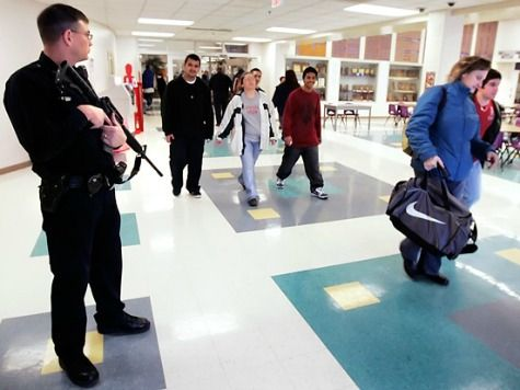Utah School District Issues AR-15s to School Officers