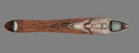 Lightsaber Gungi Star Wars – I really liked the one that the wookie padawan gungi had.
