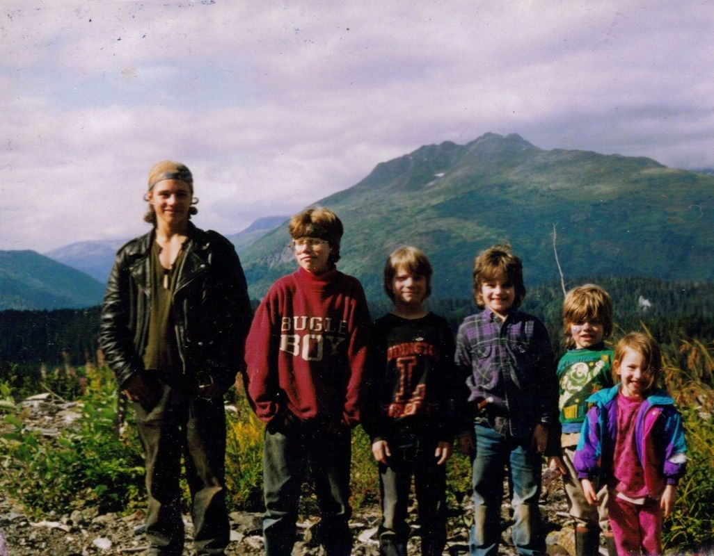 Alaskan Bush People Oldest To Youngest Matt Bam Bear