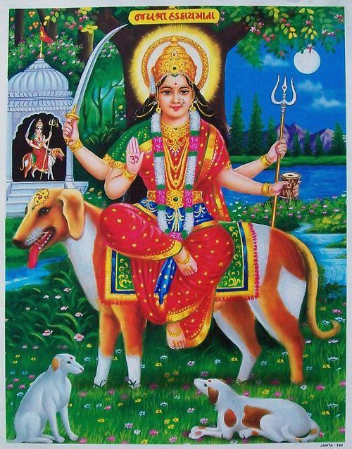 Hadkai Hadkay Maa Goddess Of Gujarat Hanuman Wallpaper Lord Krishna Wallpapers Lord Shiva Painting