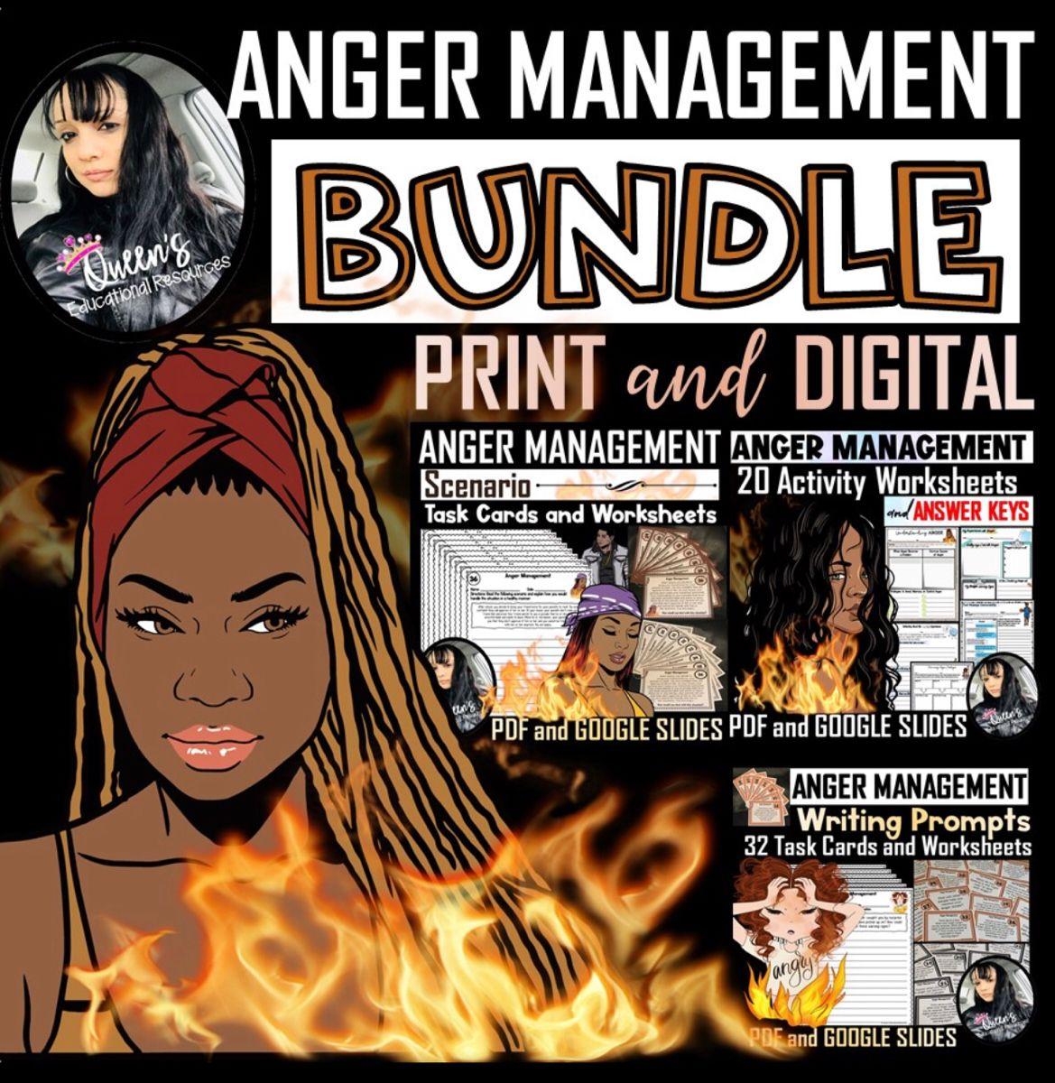Anger Management Bundle In