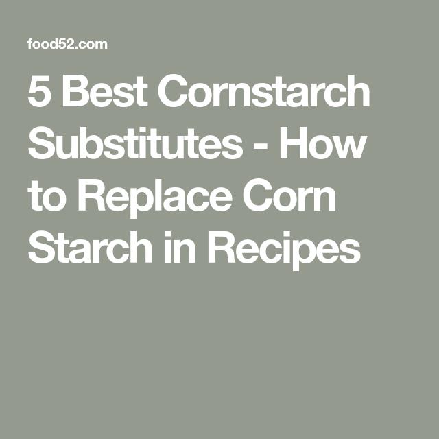 cornstarch on hcg diet?