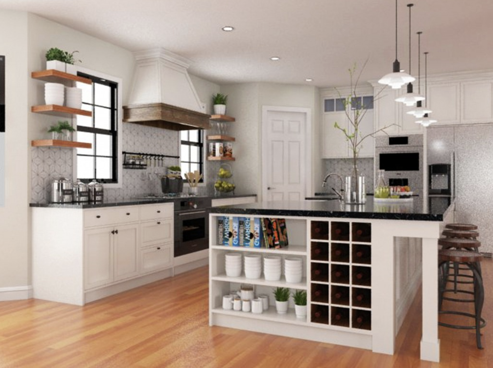 Competition Results See Design Entries For The Kitchen