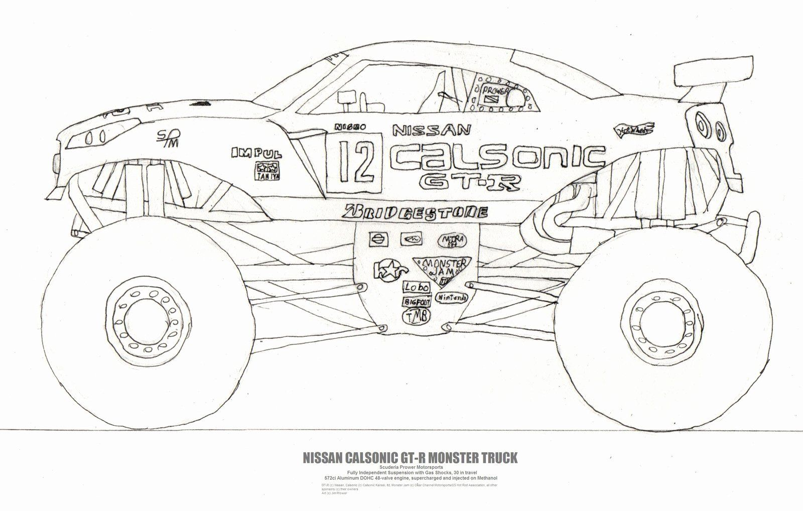 Nissan Skyline Coloring Pages Beautiful How To Draw A Nissan Gtr Step By Step Dragoart Monster Trucks Nissan Skyline Nissan Gtr