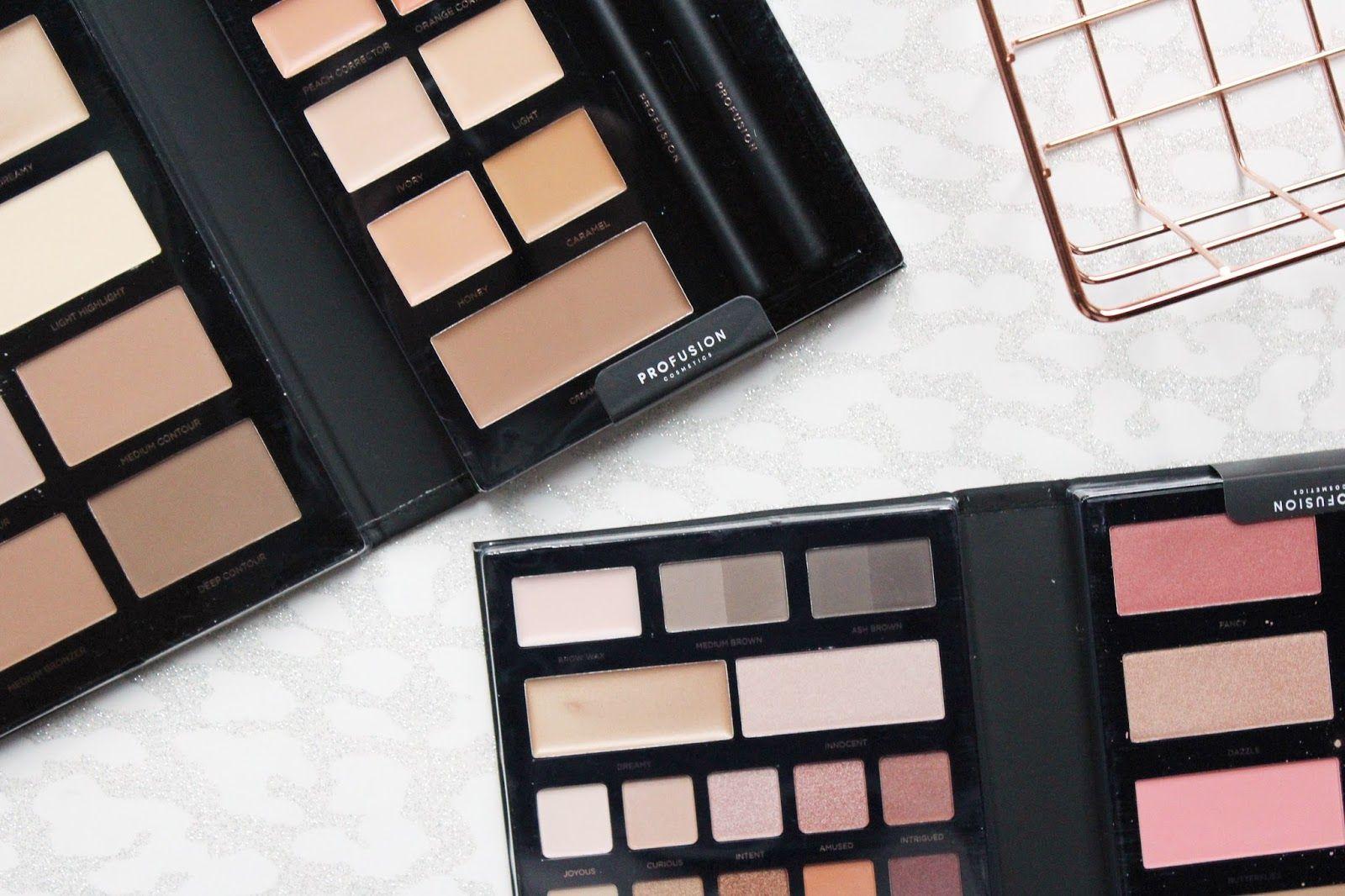 Profusion Makeup Palettes Makeup palette, Makeup