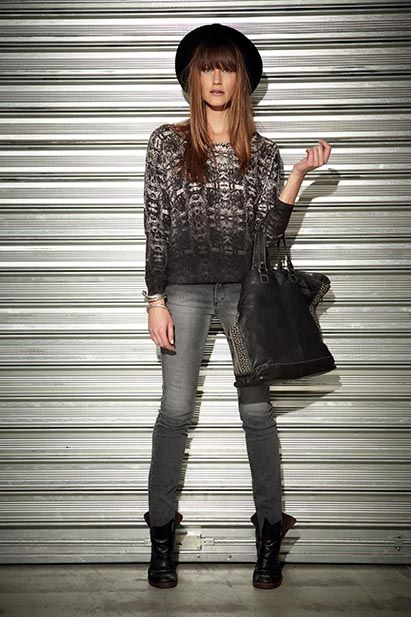 Berenice Hiver Winter Collection Lookbook 2013 14 Style