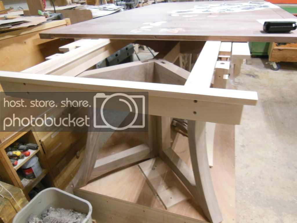 Dining Table Extension Slides By Davesj Lumberjocks Com Woodworking Community Extension Dining Table Table