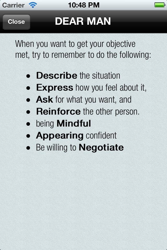 Pin By Chris On Group Ideas Dialectical Behavior Therapy Therapy Counseling Dbt Therapy