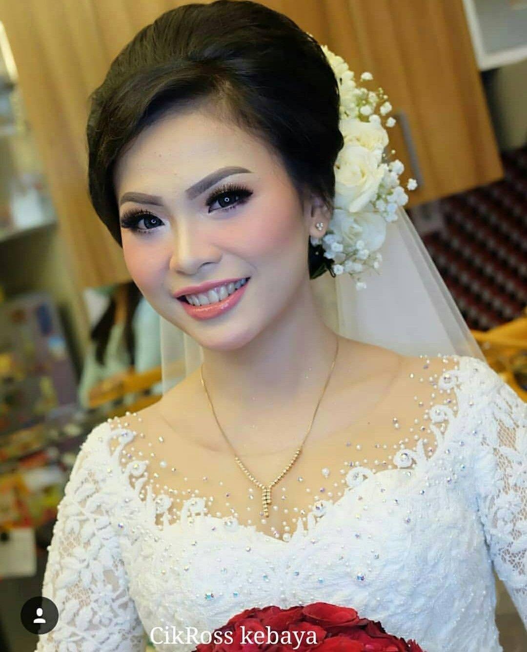 CIKROSS KEBAYA Kebaya pengantin  Kebaya pernikahan, Pengantin
