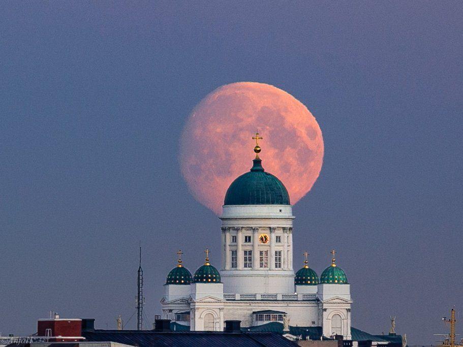 Aurinko Laskee Helsinki