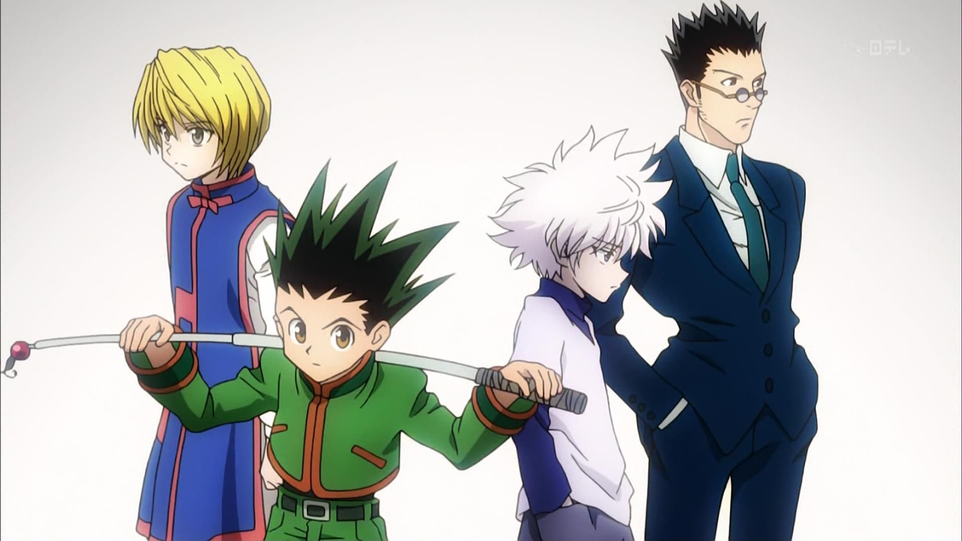 MangaNewsStaff Hunter X Manga Is About To Go Again On Hiatus Baam Amaam
