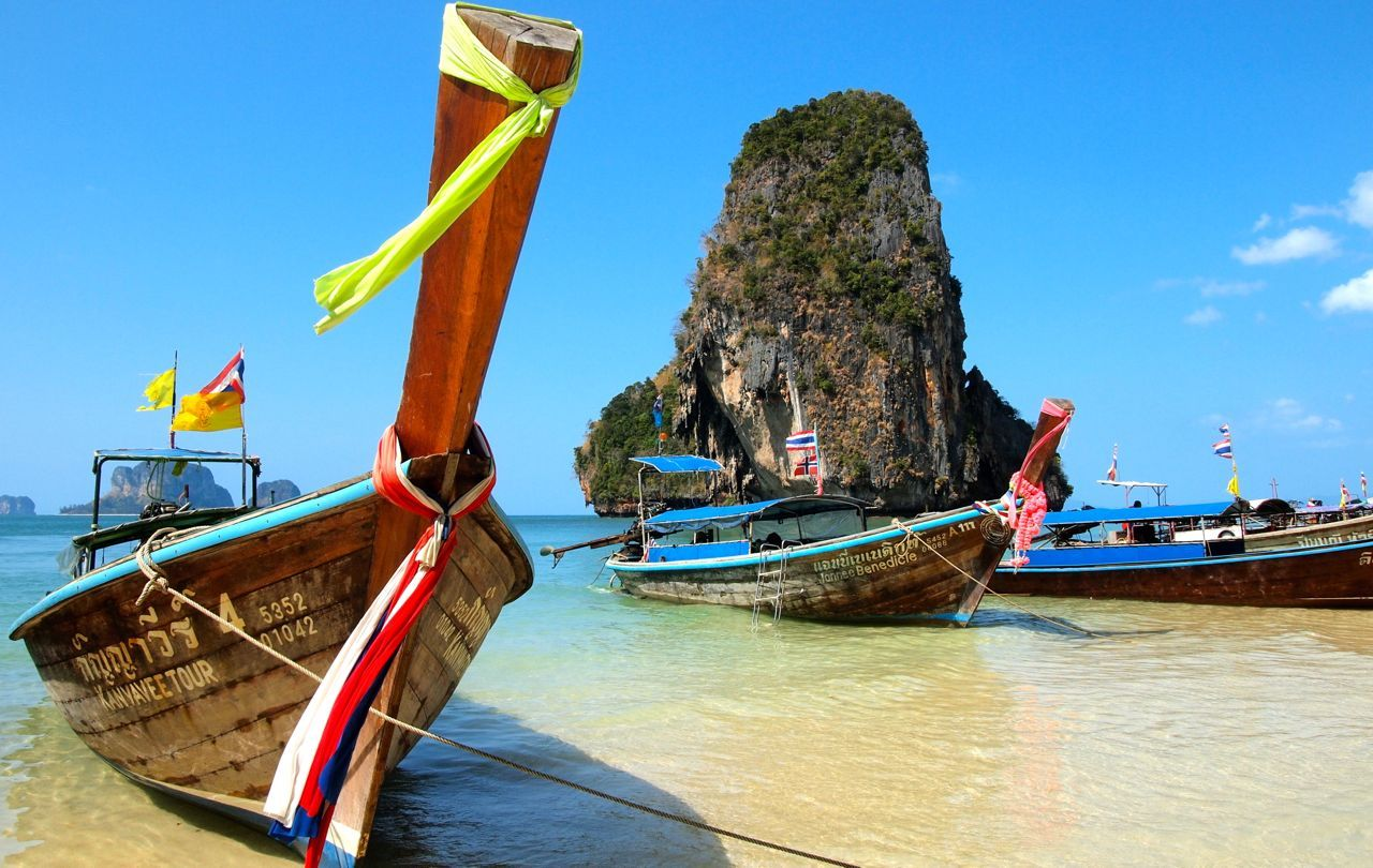 24 Photos to Make You Want to Travel to Thailand