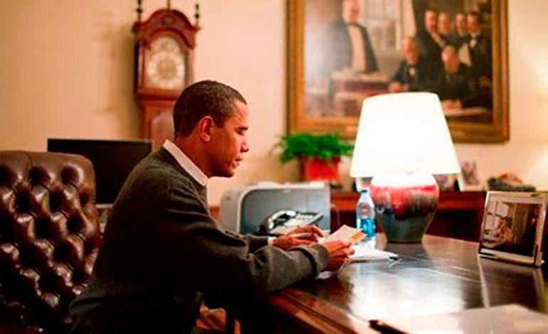 Barack Obama dice que Honduras es líder por promover diálogo nacional