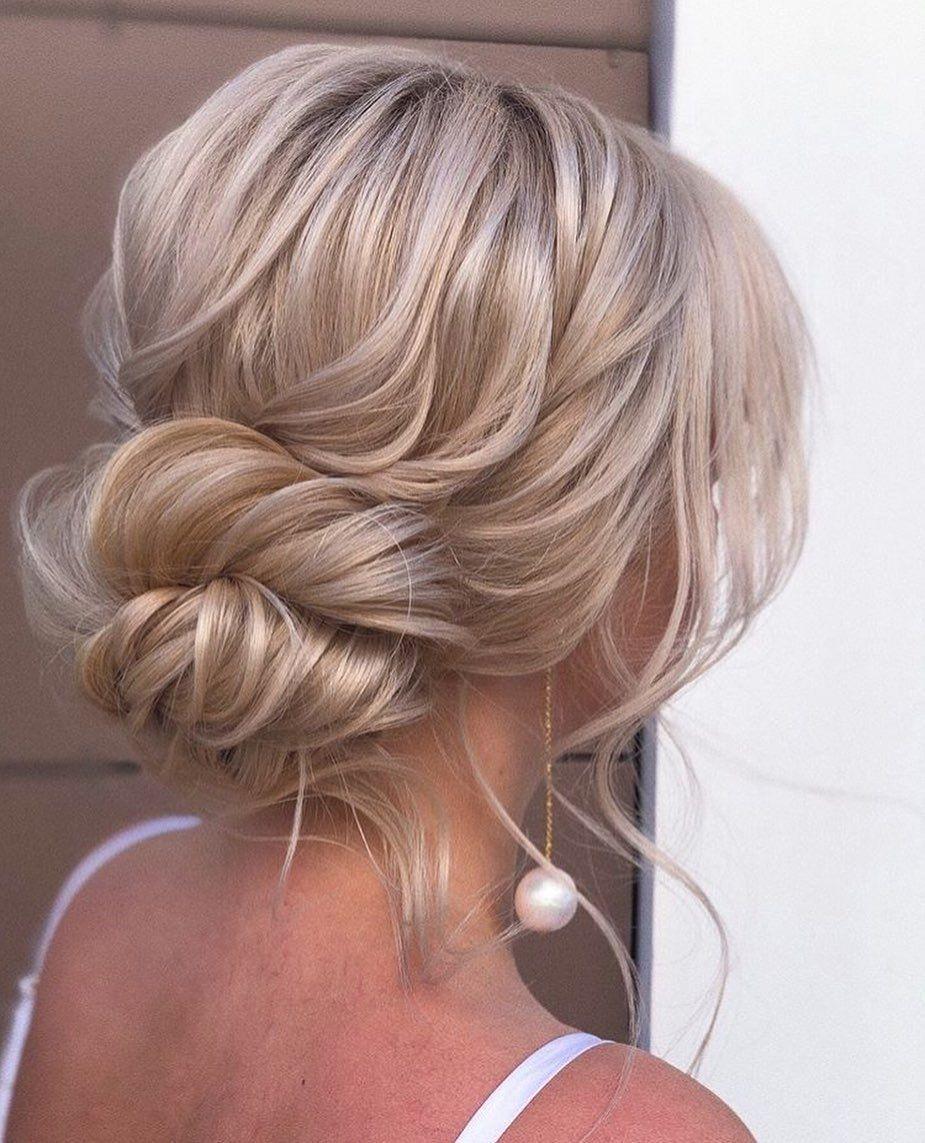 romantische frisur und styling, flechtfrisur, lange haare