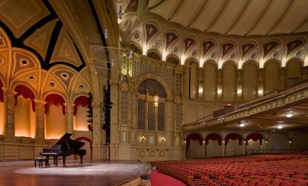 The Orpheum Canadian Road Trip Parks And Recreation Vancouver Bc