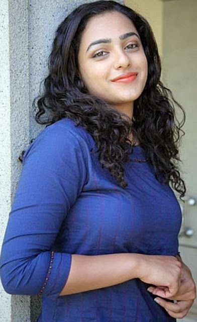 Actress nithya menon hot photos