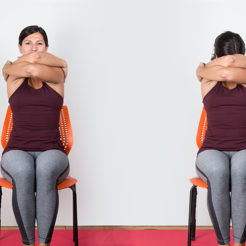 10 Moves On The Pilates Chair: The 10 Best Yoga Moves For Mega Inflexible People