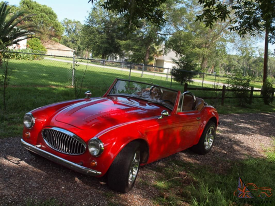 Austin Healey Sebring Classic Roadsters Kit | Sebring MX5000 ...