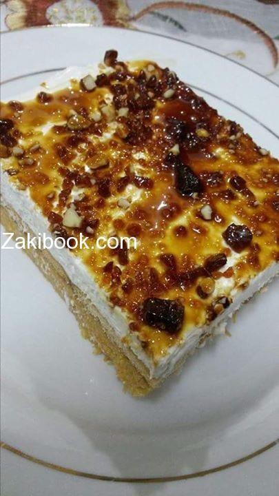 حلى الشعيريه الباكستانيه على أصولها زاكي Cheesecake Deserts Food Middle Eastern Recipes