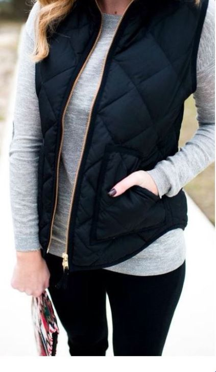 47+ Womens long quilted vest inspirations