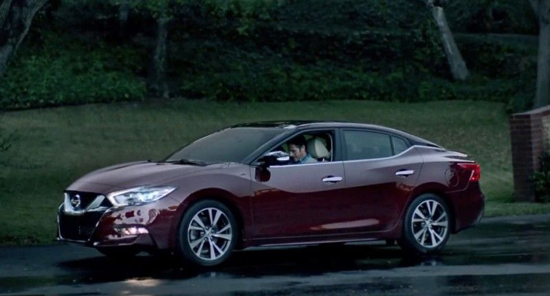 2016 Nissan Maxima WithDad Commercial Creative Strategy