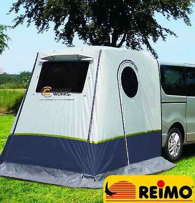 REIMO TRAPEZ Cabin Tailgate Tent for Trafic/Transit/Vivaro ...