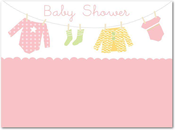 Babyshower Para Los Más Chiquitos Diseños De Invitaciones