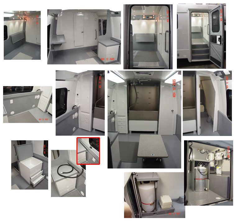 Repinned Mobile Grooming Unit