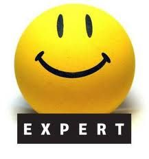 Remember, you make yourself the expert….no one else does.