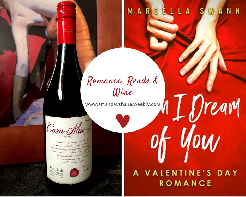 Valentine's Day blogpost - Marcella Swann's When I Dream of