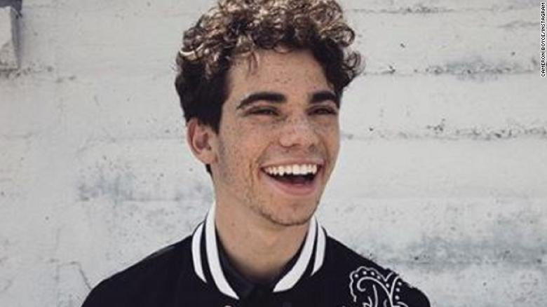 Disney Channel star Cameron Boyce dies at age 20 after a