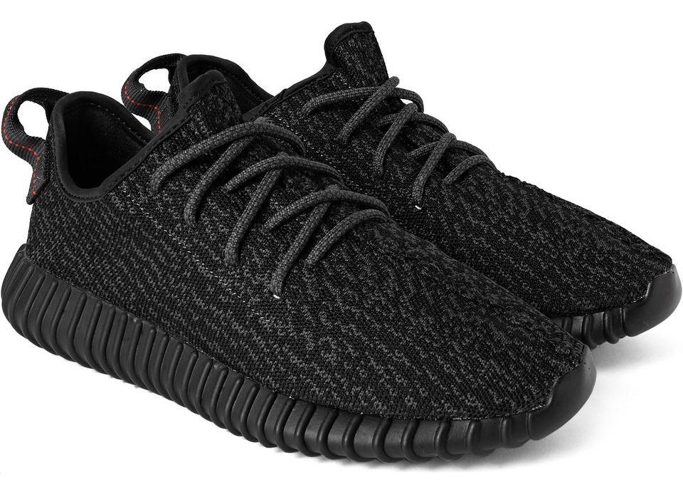 Adidas yeezy black � Black Yeezy Boost 350 ...