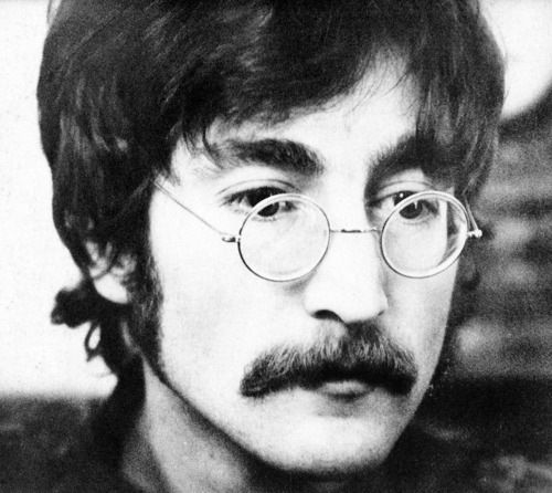 John And His Moustache