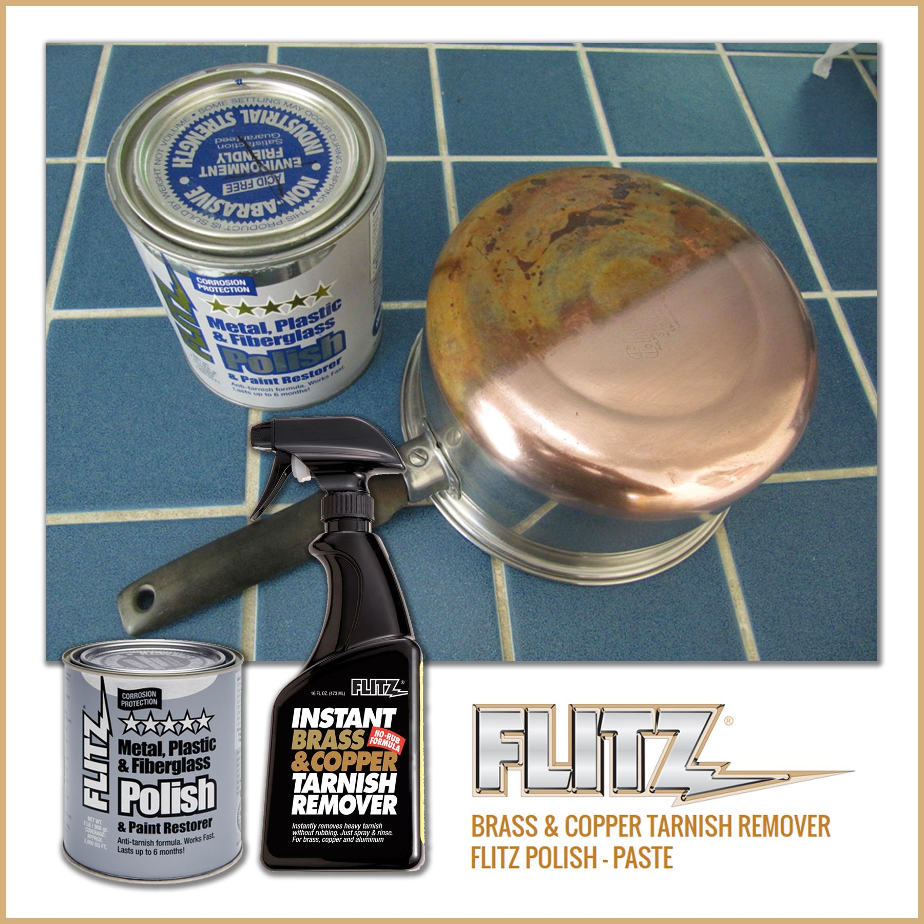 Pin by Flitz Polish on Flitz Polishing Products | Pinterest ...