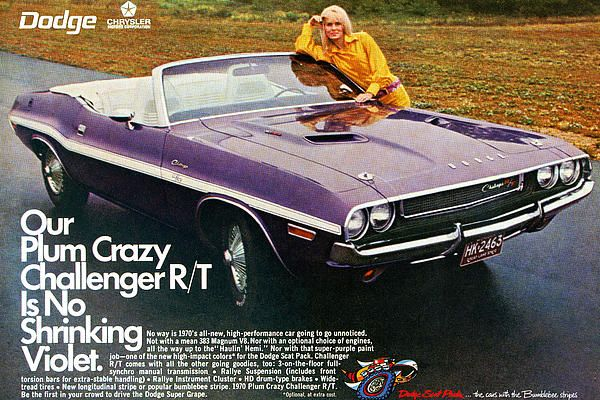 1970 Dodge Challenger Rt Convertible By Digital Repro Depot Muscle Car Ads Dodge Challenger Muscle Cars